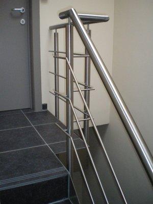 Vanderborcht constructies for Balustrade trap